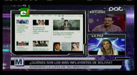 Reconocen a eju.tv como personaje influyente en fenómeno RRSS en Bolivia