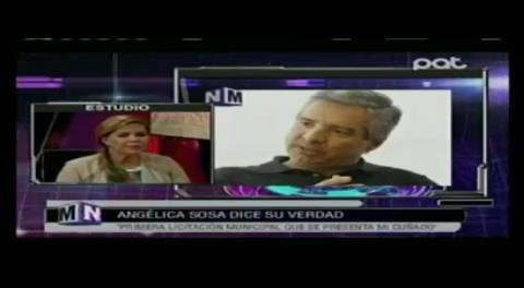Senador Murillo ve contradicciones de Sosa y Bruun en la TV