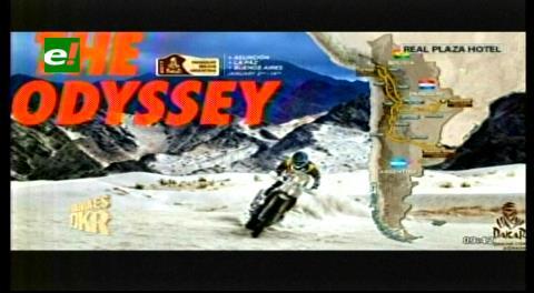 Gobierno presenta oficialmente el internacional Rally Dakar 2017 en Bolivia