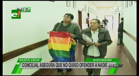 Santa Cruz: LGTB denuncia homofobia por parte de un concejal