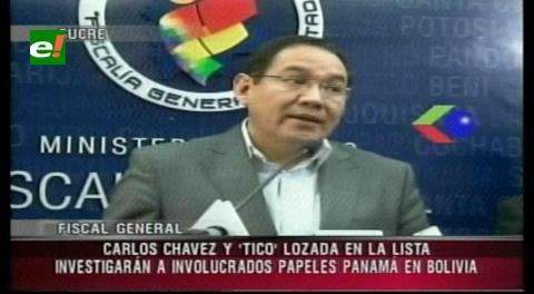 Fiscalía presume que imputados en caso FBF desviaron dinero a Panamá