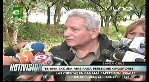"""Costas dice que la investigación de los """"Panamá papers"""" es una excusa para perseguir a la oposición"""