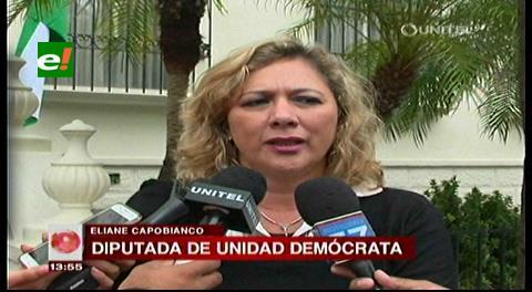 Diputada Capobianco pide al Gobierno abrogar decreto que legaliza el uso de dinamita