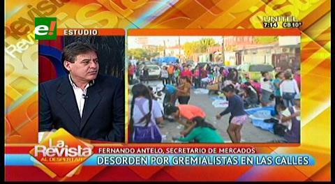 """Antelo: """"La Alcaldía hará cumplir la norma que prohíbe asentamientos"""""""