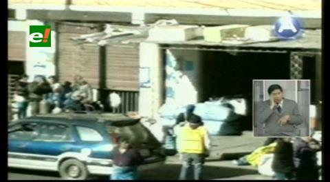 Tarija: Las bajas temperaturas se llevan a otra persona