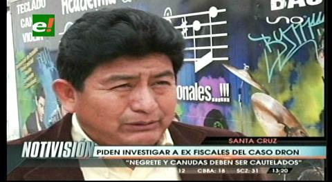 Diputado Montaño y el caso dron: «Canudas y Negrete deben ser cautelados»