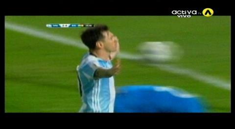 Los goles: Argentina derrotó 2-0 a Bolivia en Córdoba