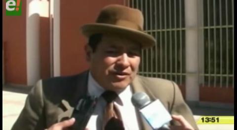 Ex prefecto de Oruro es enviado a la cárcel