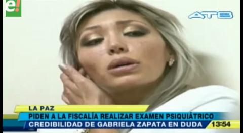 Abogado de León recomienda examen psicológico y psíquico para Zapata porque incurre en contradicciones