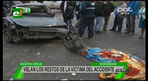 Delincuentes causaron muerte de una joven madre en accidente tránsito
