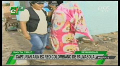 Cae un colombiano buscado por la Policía