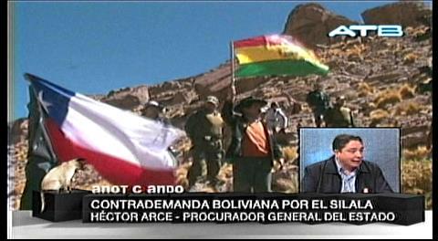 Procurador asegura que demanda de Chile contra Bolivia por el Silala carece de certeza jurídica