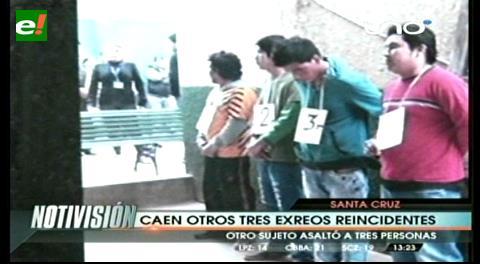 Santa Cruz: Ex reclusos asaltan a adolescente de 14 años