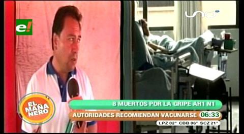 Cochabamba: Confirman 32 casos de H1N1 y cuatro son críticos