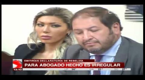 Defensa de Sánchez Peña y Zuleta desconoce el paradero de ambos abogados