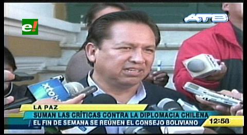 Critican al canciller Muñoz por sus declaraciones en la OEA