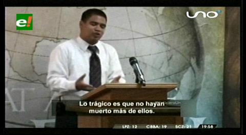 """Un pastor latino celebra la masacre de Orlando: """"La tragedia es que no murieran más de ellos"""""""