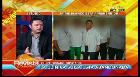 CPS: Diputado Dorado pedirá una auditoría por la compra de la clínica Suiza