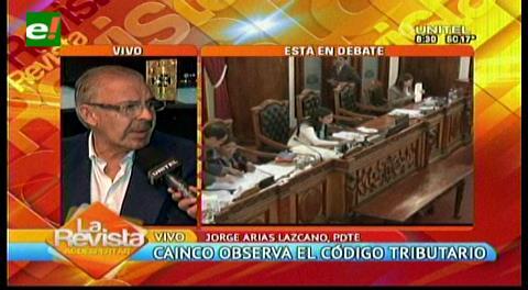 Cainco ve tres temas pendientes en los cambios al Código Tributario