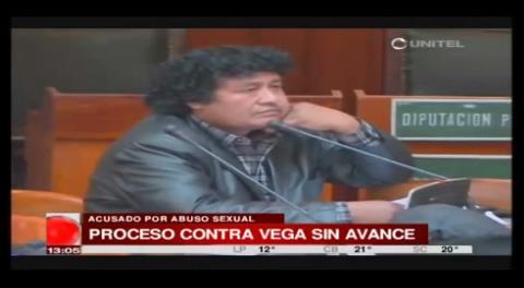 La Paz: Residentes tarijeños piden la captura del diputado Vega acusado de violación