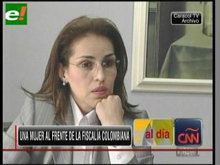 Eligen a la primera mujer Fiscal General de Colombia