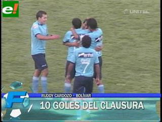 Los 10 mejores goles del Clausura