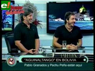 """El humor de """"Pablo y Pachu"""" en Santa Cruz"""