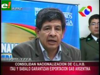 Bolivia paga 16,6 millones de dólares por nacionalización de CLHB