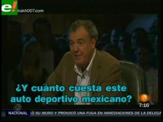 México protesta por burla racista en BBC