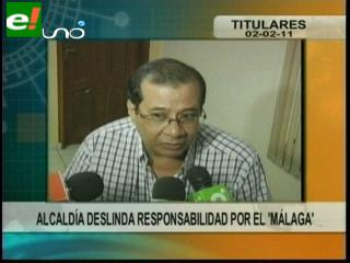 Tragedia del edificio Málaga: Alcaldía deslinda responsabilidades