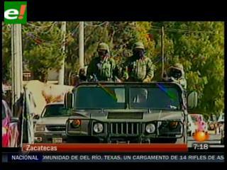 """Jalisco, Nuevo León y Zacatecas reportan """"narcobloqueos"""" y balaceras"""