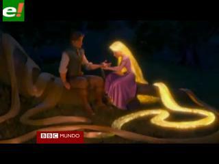 """""""Enredados"""", la película de animación más cara de la historia"""