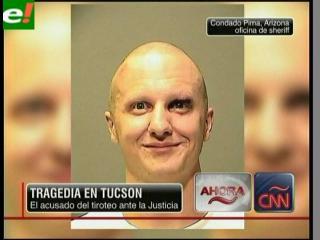 Fiscal pide pena de muerte para el acusado de la matanza de Tucson