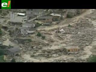 Aumentan a 506 las víctimas por las lluvias en Río de Janeiro