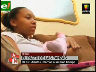 90 adolescentes embarazadas en una escuela de Memphis