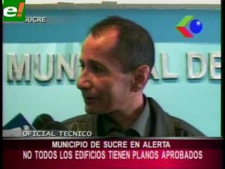 67 construcciones clandestinas en Sucre no cuentan con permiso de la Alcaldía
