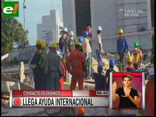 Llega la ayuda internacional y ya son ocho los muertos en el Málaga