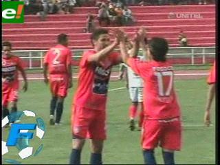 Universitario vence a Guabirá y asciende al cuarto puesto