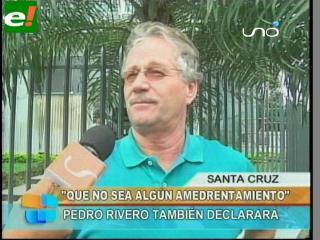 """Director de """"El Deber"""" minimiza la demanda del General Ágreda"""