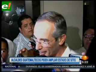 Piden estado de Sitio para Petén para combatir el narcotráfico