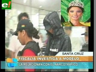 Detienen a la modelo Mariana Molina por vínculos con el narcotráfico