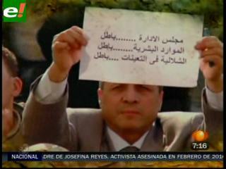 Marruecos se suma a la ola del cambio