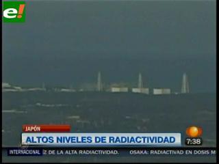 Evacúan a los trabajadores del reactor 3 de la planta de Fukushima
