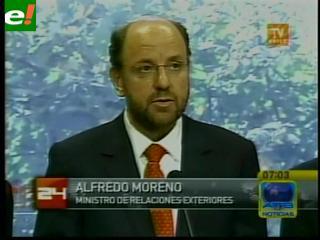 """Chile: """"Bolivia debe elegir qué camino va a seguir"""""""