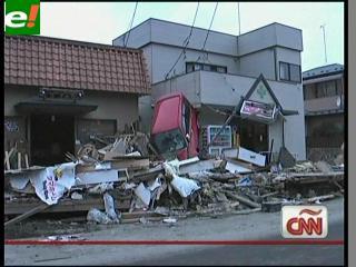 Un nuevo terremoto de 6,2 grados sacude Japón