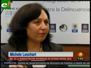 DEA: Preocupa al mundo la expansión de cárteles mexicanos