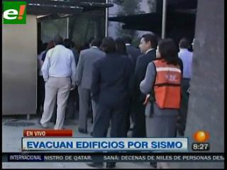 Un sismo de 6,5 sacude el centro y sureste de México