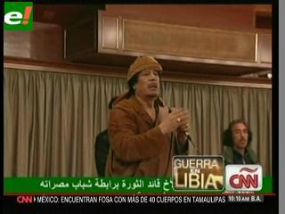 Libia: dos rebeldes muertos en ataque de OTAN cerca de Brega