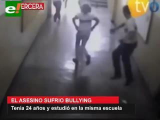 Cámaras graban cómo se vivió la matanza en la escuela de Río