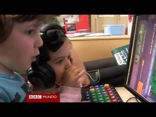 Nuevas tecnologías al alcance de niños de tres años